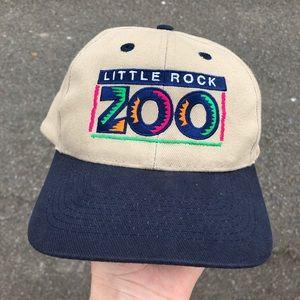 Vintage Little Rock Zoo Snapback